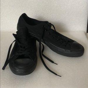 Men's Converse CHUCK TAYLOR ALL STAR OX Black 11
